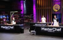 MasterChef Türkiye 25 Temmuz 2021   Üçlü düellolarda günün ilk yemeği haşhaşlı şekerpare oldu