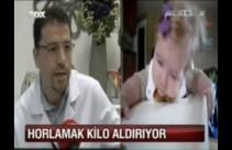 Horlama - Opr. Dr. Tahir Akdeniz - Fox TV - Ana haber