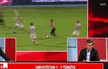 Feyyaz Uçar, Hırvatistan-Türkiye maçını TV8'de yorumladı!