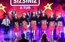 Grup Şems'in ikinci tur performansı