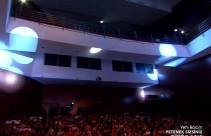 Seyirci arasından hayranları çıkınca ortalık karıştı!