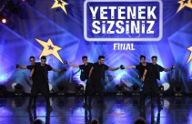 Crazy Eyes Crew' in yarı final performansı