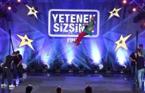 Cambaz'ın yarı final performansı