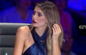 Jürinin tercihi Emina Sandal'ı şaşırttı: 'Neden basmadınız arkadaşlar?'