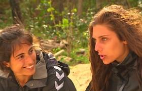 TV'de Yok - Tuğçe Melis Demir rakip takımdan o ismin taklidini yaptı!