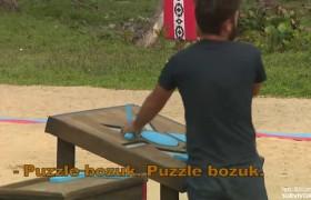 Erdi, tamamlayamadığı puzzle'dan şikayet etti...