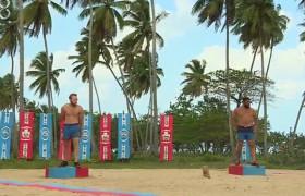 Erkekler sembol için yarıştı!