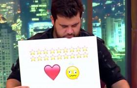 3 Adam ve konuklarından emoji şarkı yarışması!