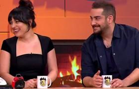 Ezgi Mola ve Enis Arıkan yeni tiyatro oyunlarını anlattı