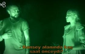 Şahika ve İlhan arasında pala polemiği! (Survivor 8,5 tanıtımı)