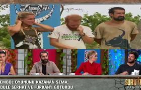 Sedat, Furkan'a destek çıktı: 'Tek devam ederse çok başarılı olur!'