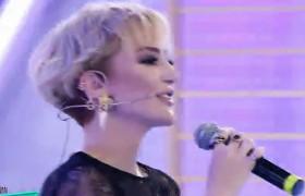 Sevilen şarkıcı Nazlı, 'Aşk Bile' şarkısıyla İşte Benim Stilim'de...