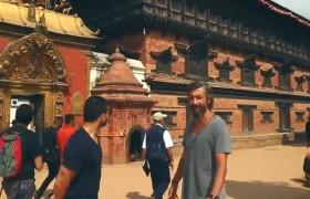 Para Bende ekibi Nepal'deki imparatorun sarayında!