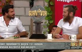 Ogeday'a göre Survivor 2017'nin 'enleri'