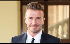 Beckham'ın futbol aşkı belgesel oluyor