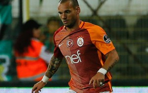 Galatasaray'da flaş Sneijder kararı!