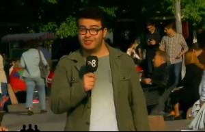 3 Adam'ın mikrofonları sokakta!