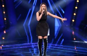 Elita Ziberi 'Get Lucky'