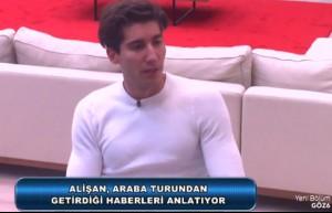 Alişan'ın anlattıkları Erdi'nin keyfini kaçırdı!