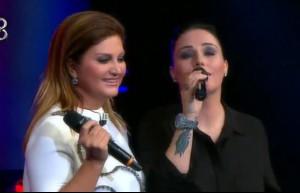 Sibel Can ve Aylin'den o şarkıya düet yaptılar!