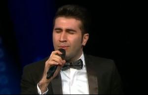 Başarılı yarışmacıdan bir de Farsça şarkı