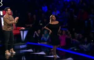 Orhan söyledi, Sibel Can o şarkıda dans etti!