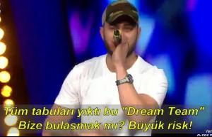 O şarkıyı bir de altyazılı dinleyin! O Ses Türkiye'de bir ilk...