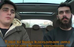 Ramazan Göz6 aracıyla tura çıktı: 'Bulut'a dikkat et!'