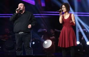 Gülperi Evliyaoğlu ve Erdal Bayrakoğlu bire bir eşleşmesi