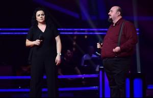 Begüm ve Erdal'ın düellosu 'Bir Fırtana Tuttu Bizi'