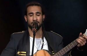 Abdul Jabbar Din 'Haydi Söyle' (çeyrek final)