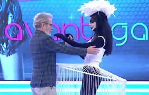 İşte Benim Stilim podyumunda görülmemiş dans!