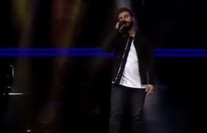 Enis Uğurlu 'Seni Kendime Sakladım' yarı final performansı