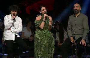 Hadise, Taylan ve Dodan'dan tüyleri diken diken eden performans!