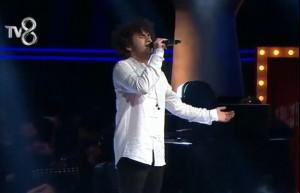 Taylan Bayri 'Ben Yürürüm Yane Yane' (1. final performansı)