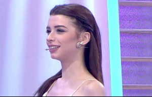 107. bölüm Aleyna Eroğlu podyumda