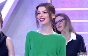 116. bölüm Aleyna Eroğlu podyumda