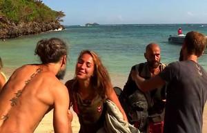 Tv'de Yok-Ünlüler takımından sıcak karşılama