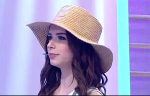 117. bölüm Aleyna Eroğlu podyumda