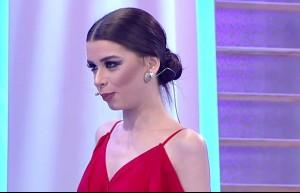 119. bölüm Aleyna Eroğlu podyumda