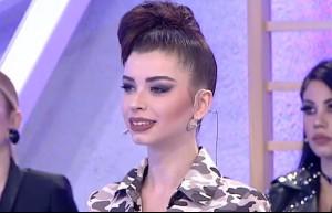 123. bölüm Aleyna Eroğlu podyumda