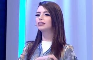 127. bölüm Aleyna Eroğlu podyumda