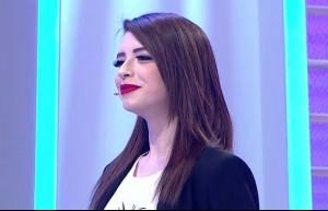 128. bölüm Aleyna Eroğlu podyumda