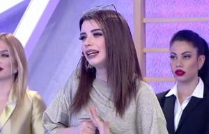 134. bölüm Aleyna Eroğlu podyumda