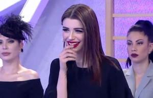 135. bölüm Aleyna Eroğlu podyumda