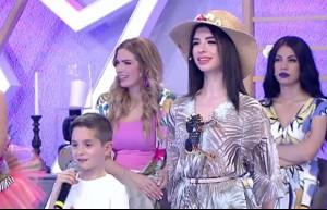 138. bölüm Aleyna Eroğlu podyumda