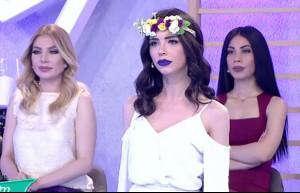 139. bölüm Aleyna Eroğlu podyumda