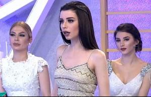 143. bölüm Aleyna Eroğlu podyumda