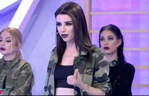 148. bölüm Aleyna Eroğlu podyumda