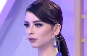 149. bölüm Aleyna Eroğlu podyumda